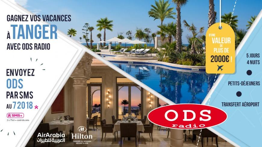 vacances au maroc ODS Radio