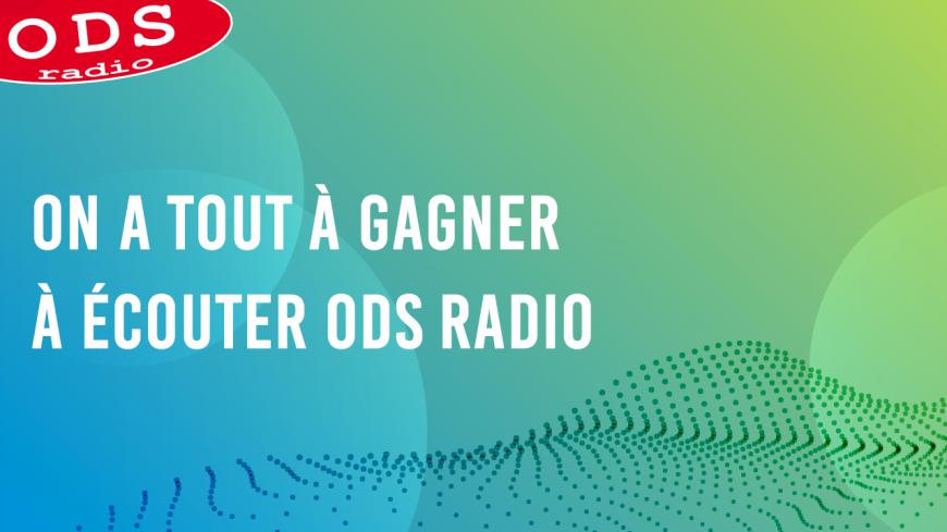 ODS radio, toujours plus de cadeaux !