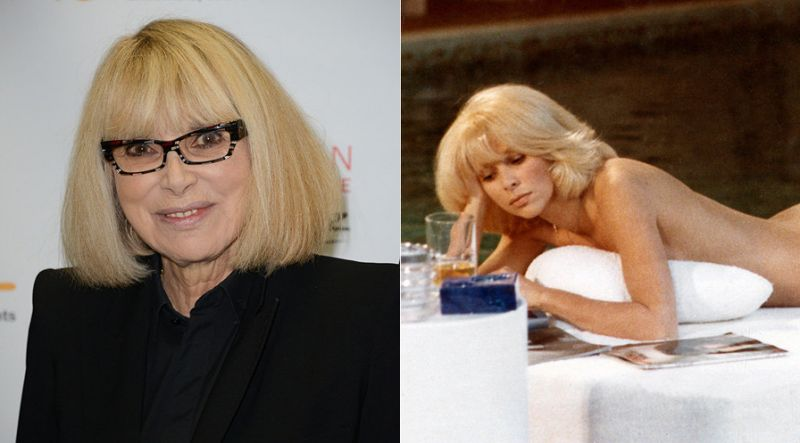 Disparition de Mireille Darc