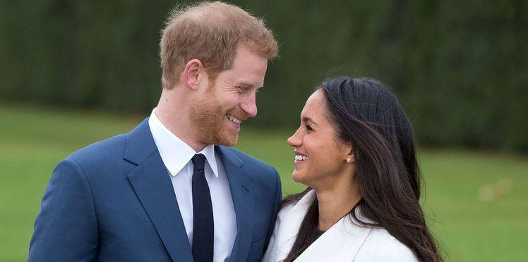 Le Prince Harry et Meghan Markle se sont fiancés