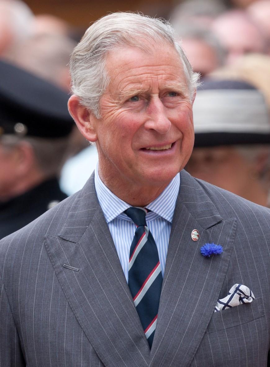 Le Prince Charles bat tous les records de longévité !
