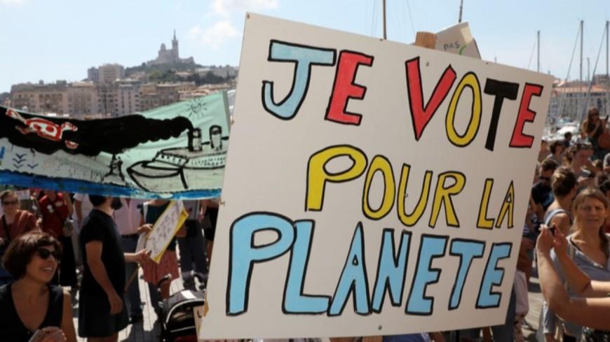 Les marches pour le climat se multiplient