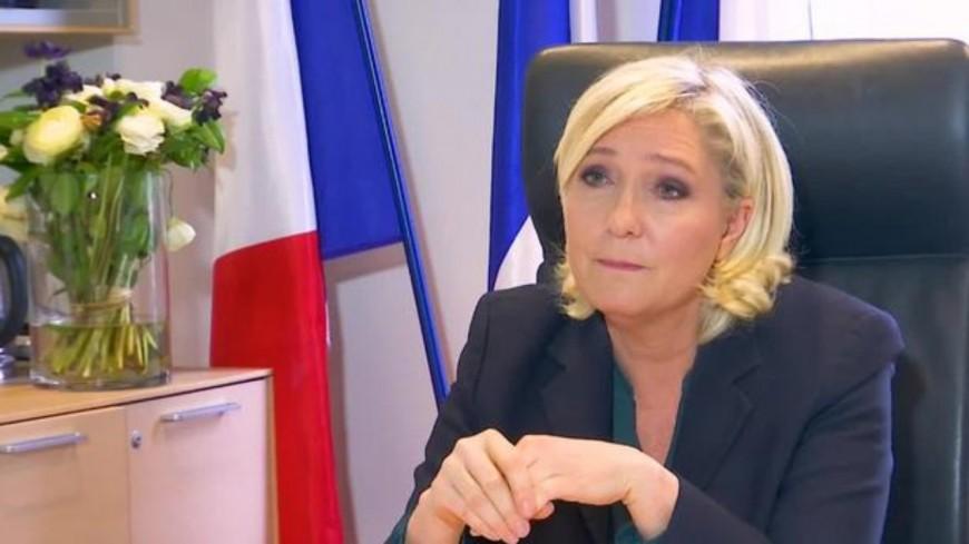 Marine le Pen en Savoie samedi