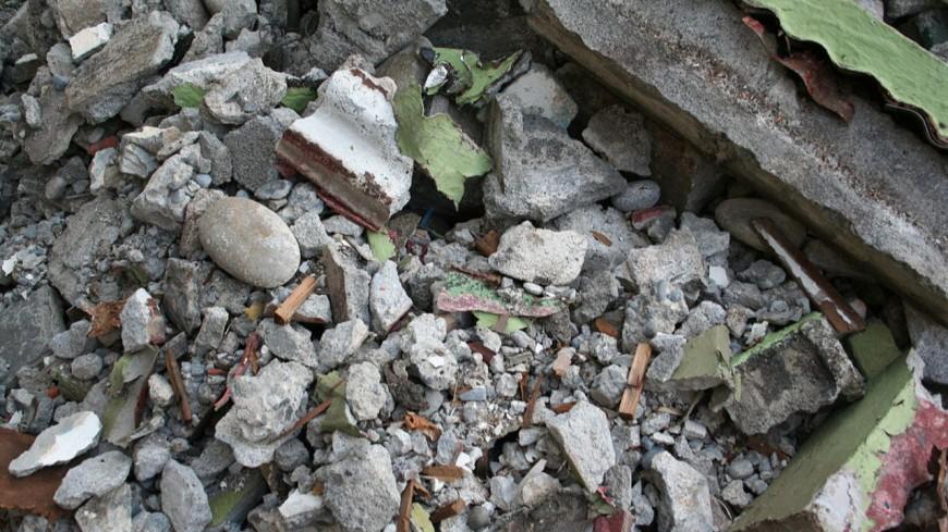 Les dépôts sauvages de gravats punis