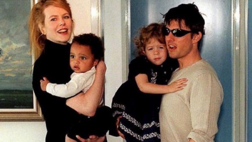 Tom Cruise interdit l'accés  à Nicole Kidman au mariage de leur fils