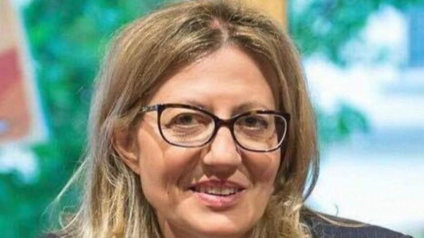 Frédérique Lardet aux municipales de 2020