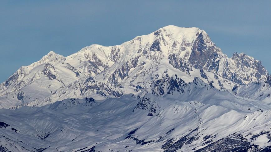 Une chute sur 300 mètres dans le Mont-Blanc