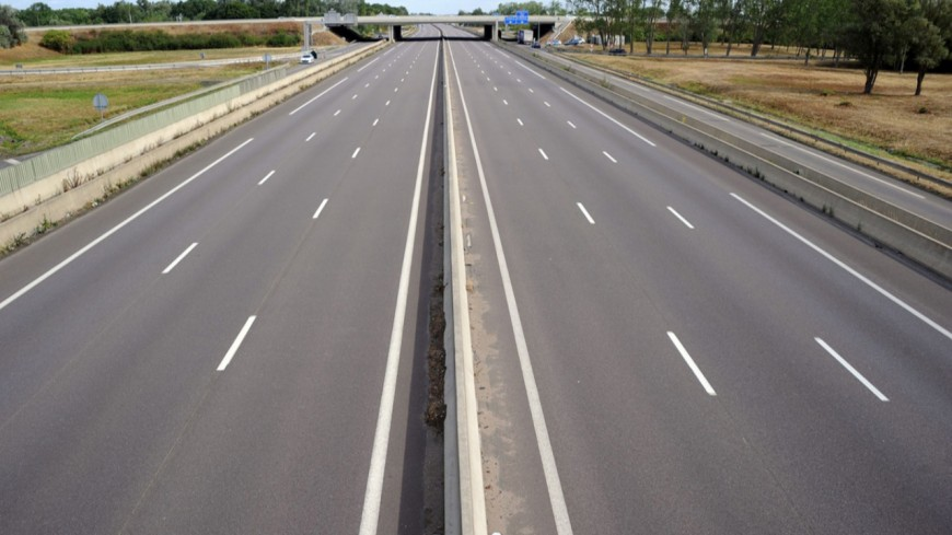 Circulation compliquée sur l'A41