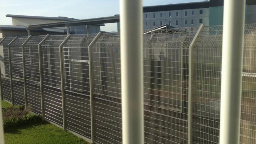 Un feu à la prison d'Aiton jeudi