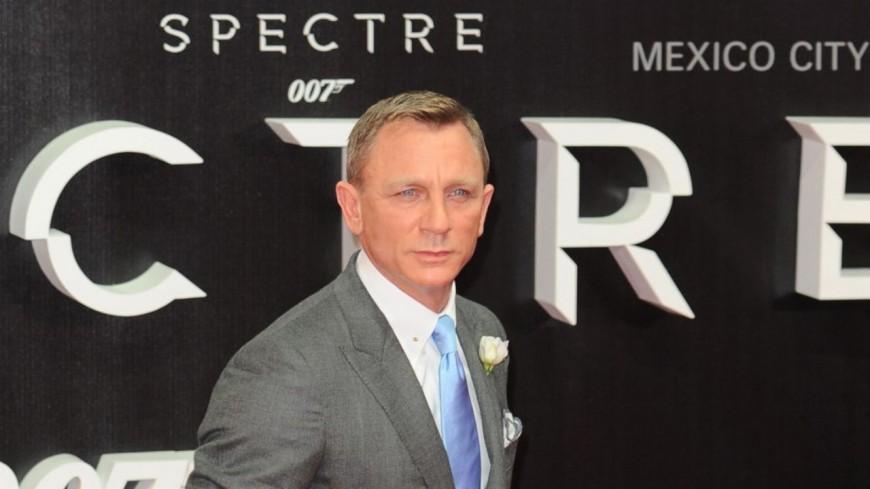 Daniel Craig blessé en plein tournage !
