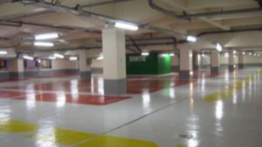 Les travaux du Parking Bonlieu reprennent