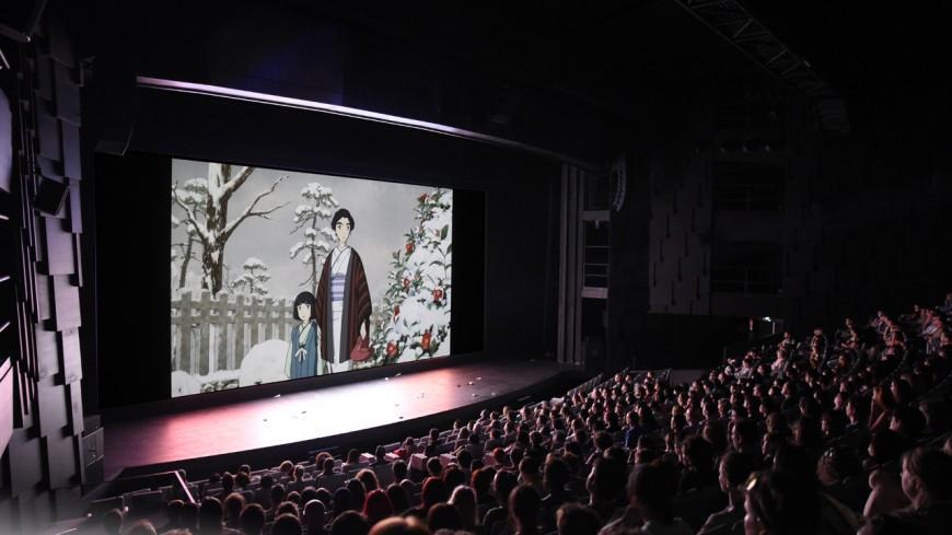 Le festival du film d'animation commence