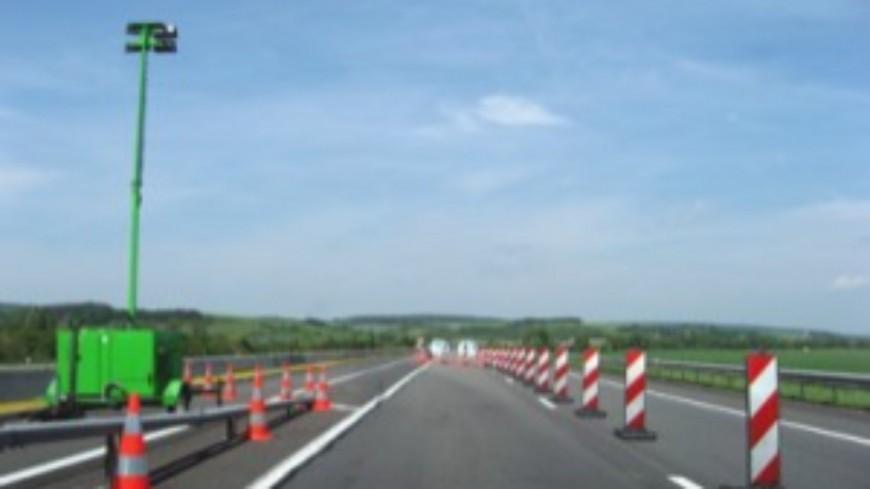 L'A41 fermée dans les deux sens jeudi soir