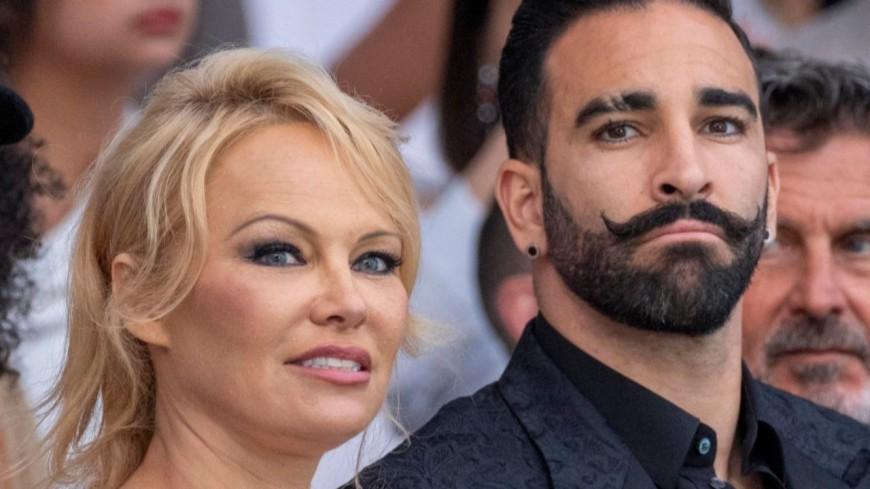 Rupture difficile pour Pamela Anderson et Adil Rami