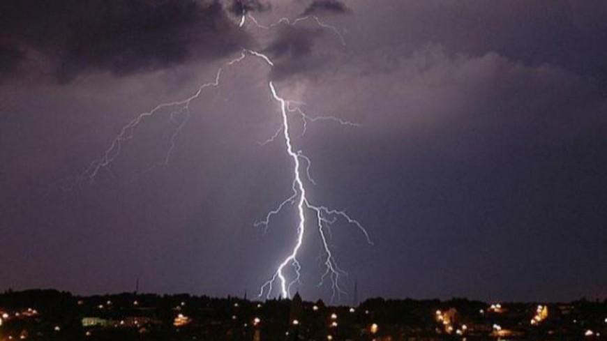 De violents orages en pays de Savoie