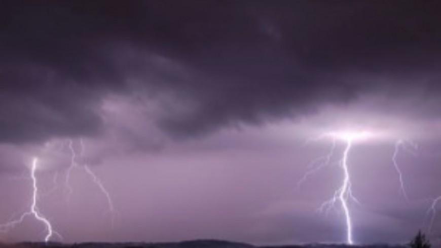 Les orages reviennent dans la région