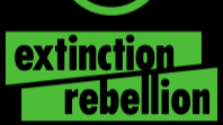 Extinction Rebellion au Grand-Bornand