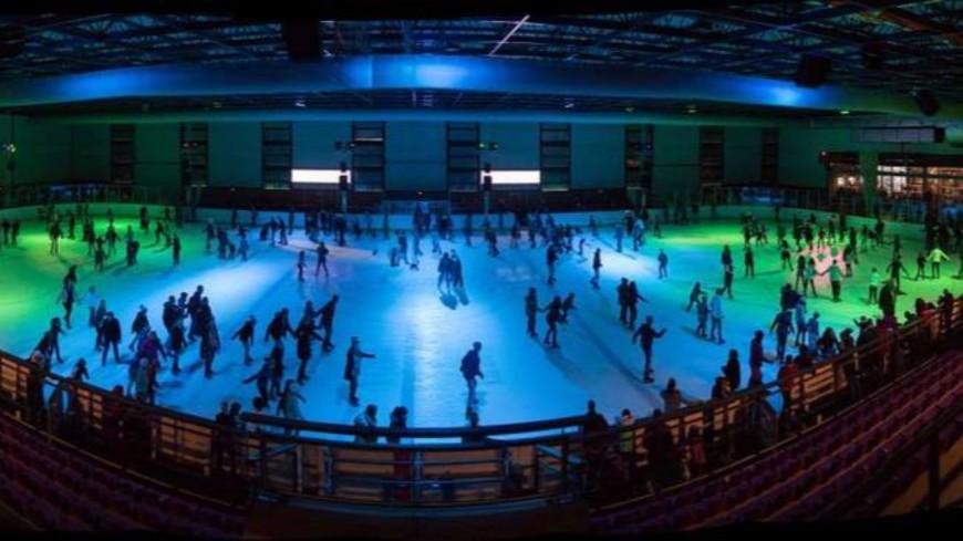 La patinoire de Grand Chambéry rouvre !