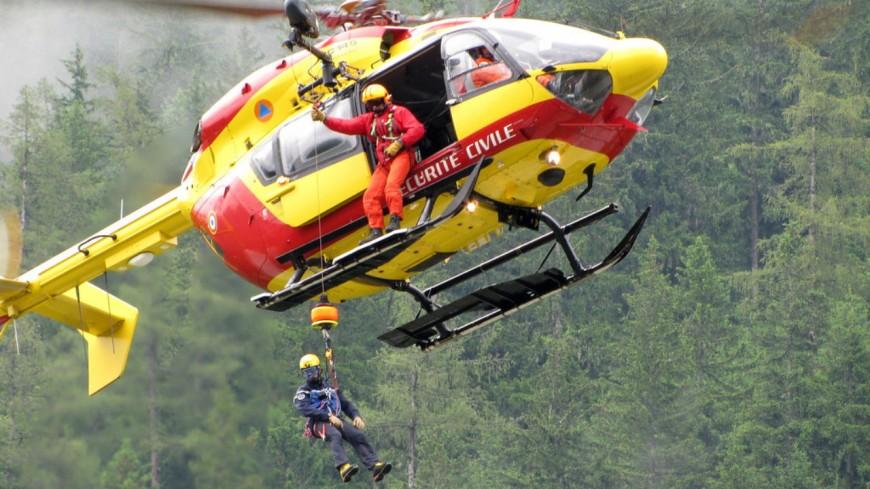 Base-jump : une victime dans la vallée de l'Arve