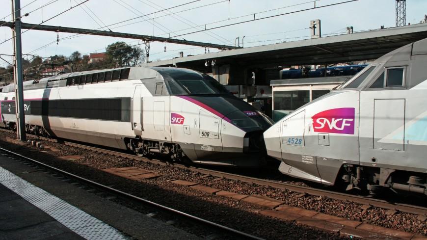 TGV vers Paris : les usagers satisfaits