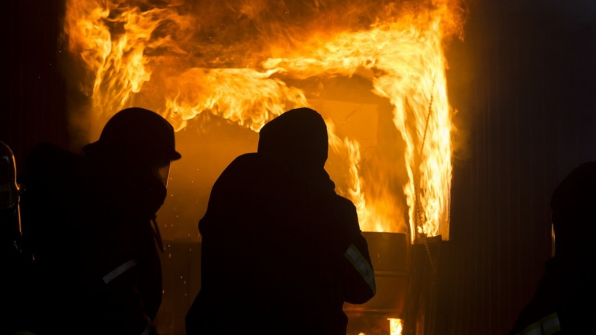 Un incendie en Maurienne mardi soir