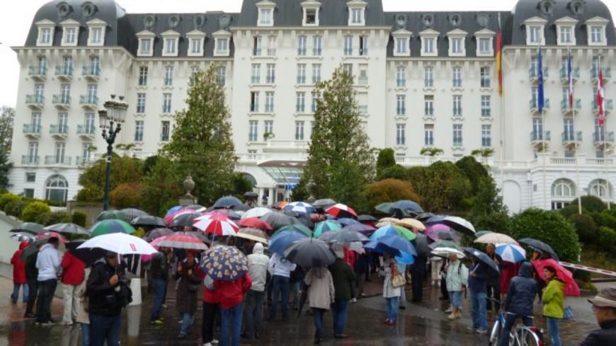 Un rassemblement contre l'islamophobie à Annecy