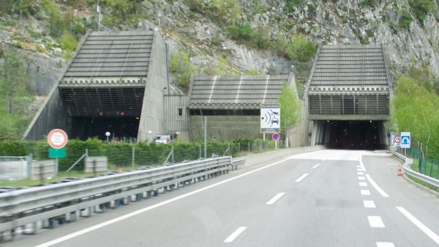 Un accident sous le tunnel de l'Epine fait 4 blessés