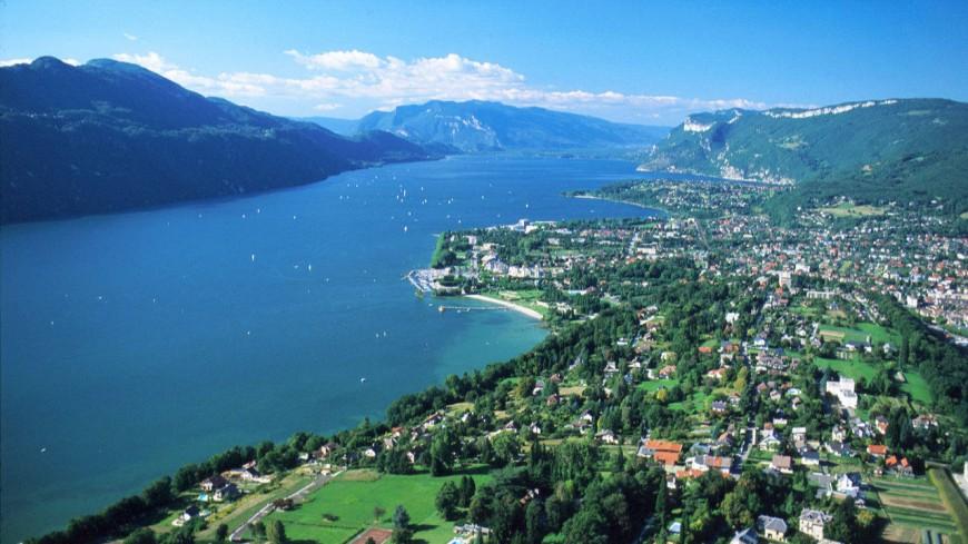 Un festival de BD s'installe au bord du lac du Bourget