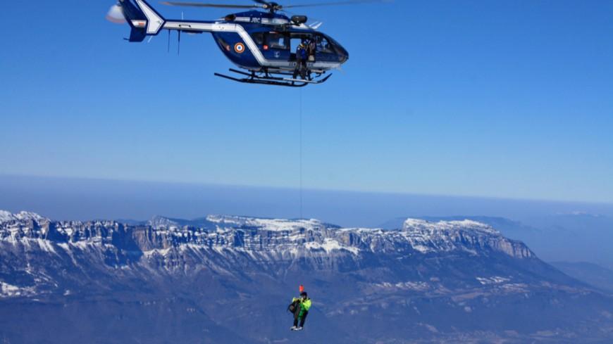 Journée chargée pour les secours en montagne