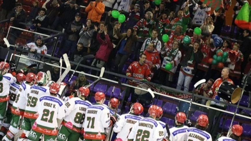 Hockey : pas de Ligue Magnus