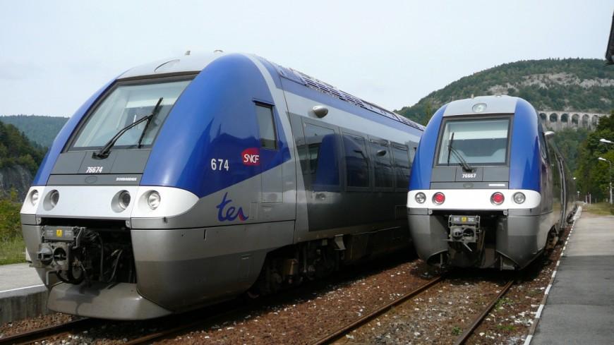 Le trafic sur les rails s'améliore dans la région