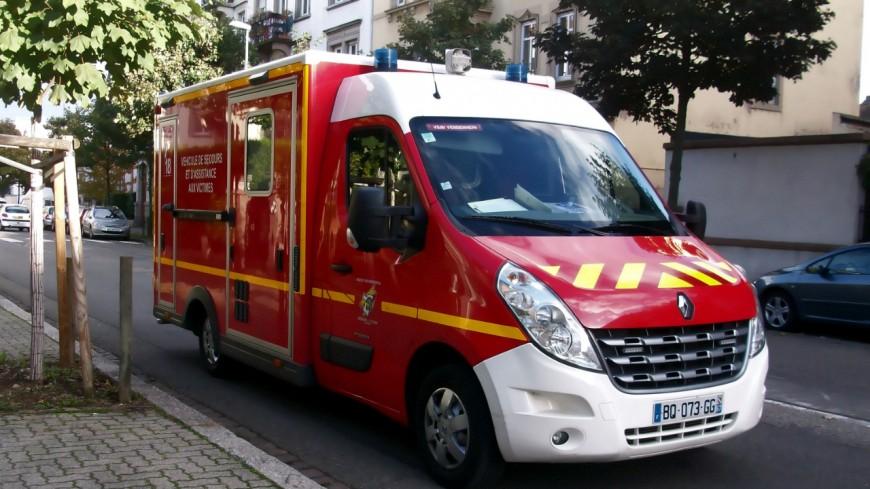 Un bus prend feu en Tarentaise