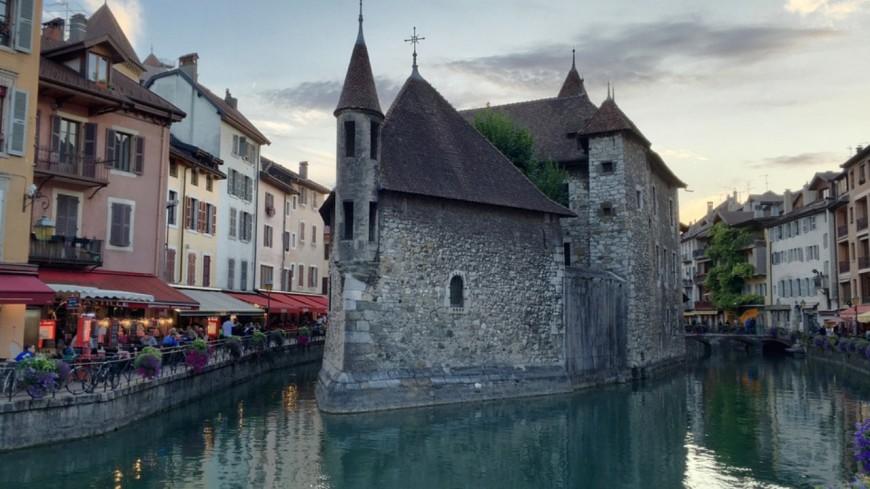 Annecy, ville où il fait bon vivre