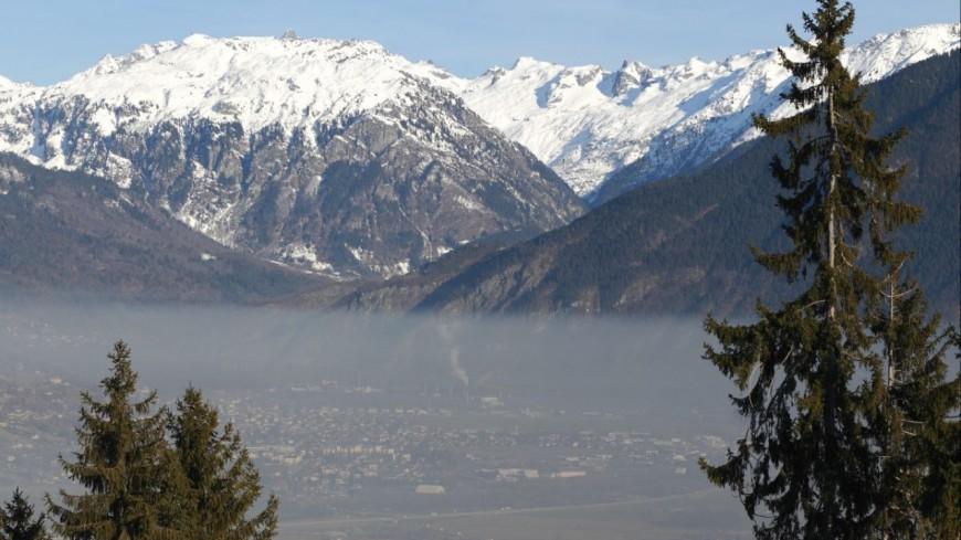 Nouvel épisode de pollution dans la vallée de l'Arve