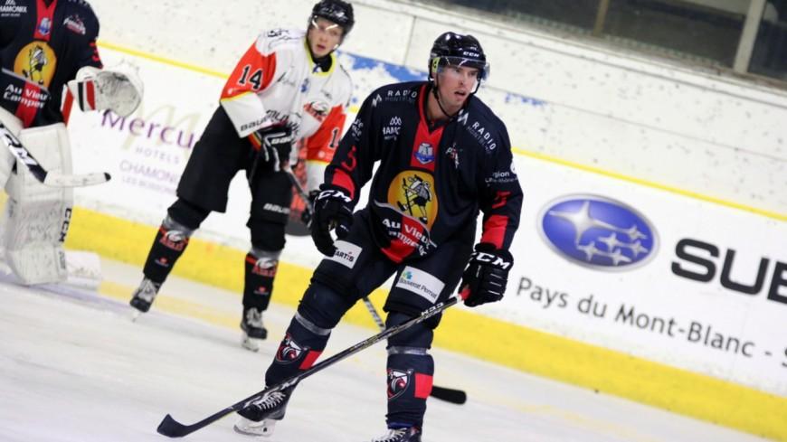 Hockey : mauvaise opération pour Chamonix