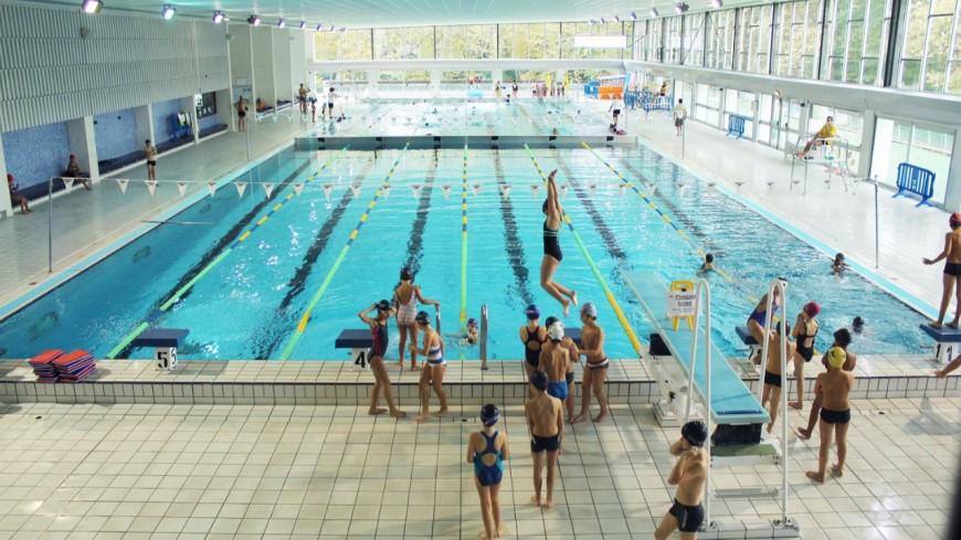 La piscine de Chambéry se refait une beauté