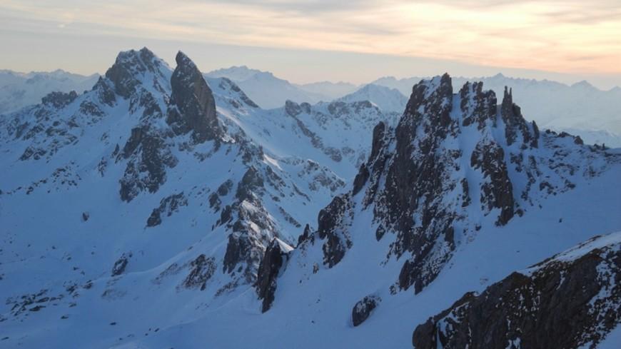 Risque fort d'avalanches en Haute-Savoie