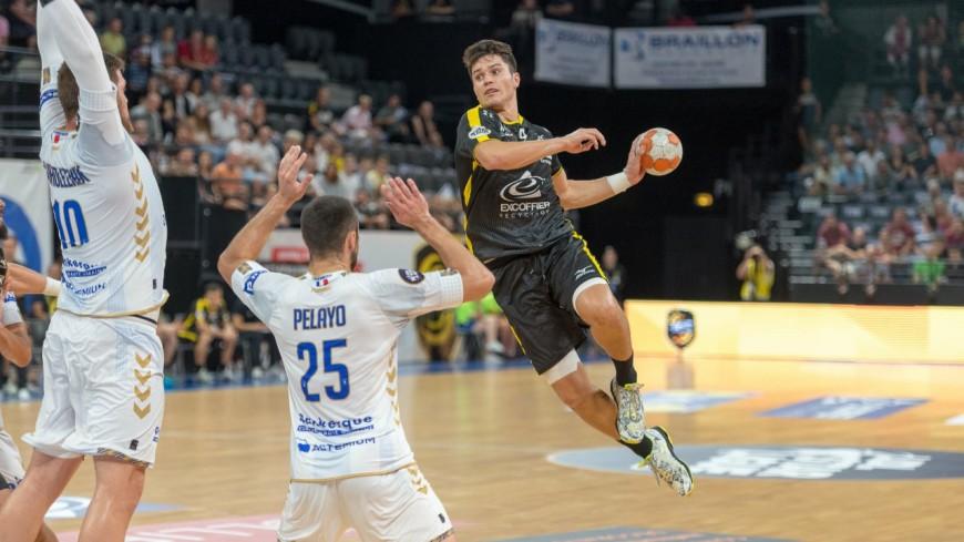 Handball : Chambéry s'incline à Tremblay en Starligue