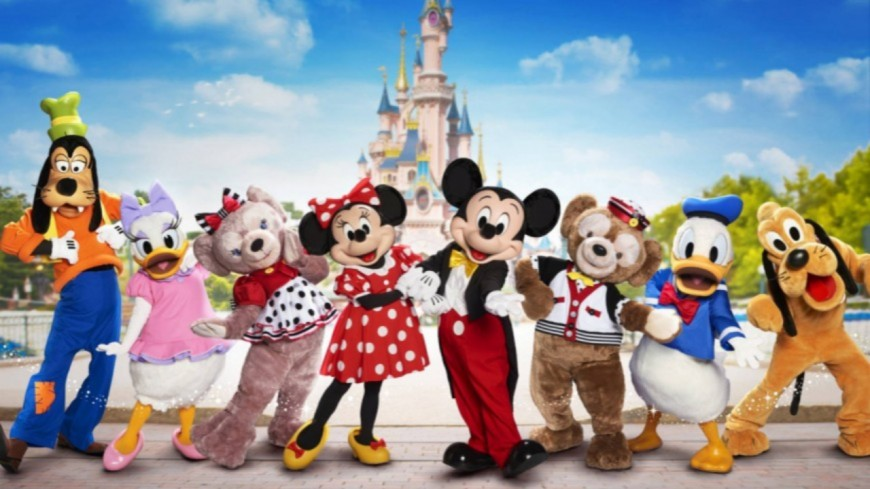 A quand la rouverture de Disneyland Paris !