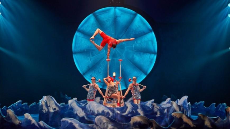 Le cirque du Soleil est à vendre aux enchères !