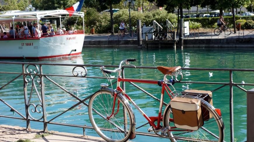 Les vols de vélos en forte hausse l'été à Annecy