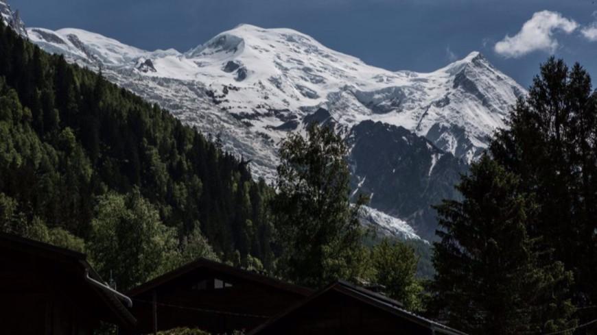 L'ascension du Mont Blanc fortement déconseillée à cause de chutes de pierres régulières