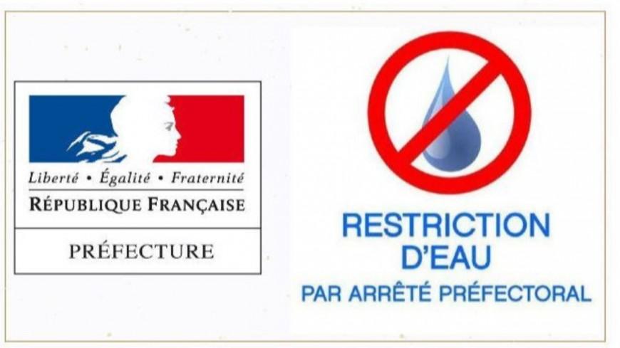 À cause de la sécheresse en Savoie, des restrictions sur l'usage de l'eau mises en place