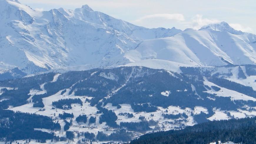 Hommage aux victimes des crashs du Mont-Blanc