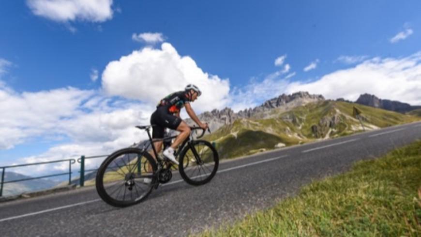 Décès d'un cycliste à Marignier