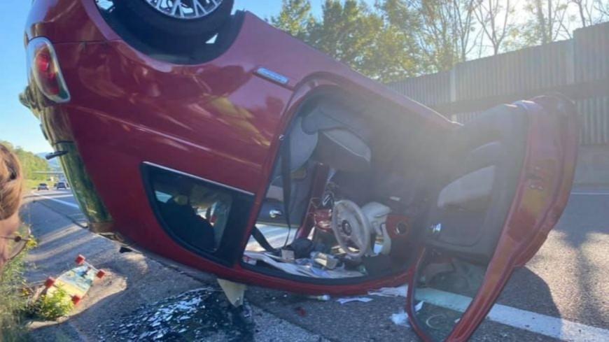 Aix-les-Bains : après avoir été secourue lors d'un accident, elle cherche ses sauveurs