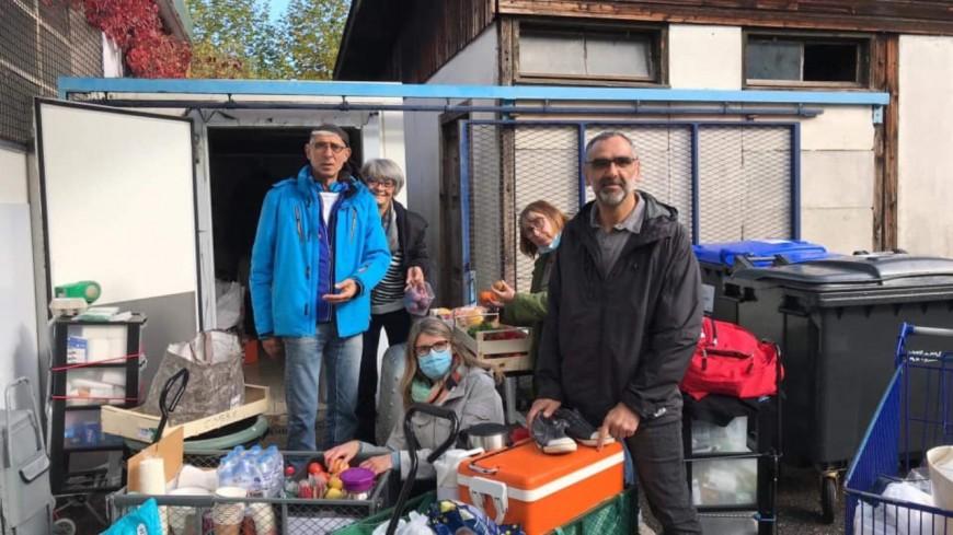 Les Suspendus d'Annecy recherchent un local