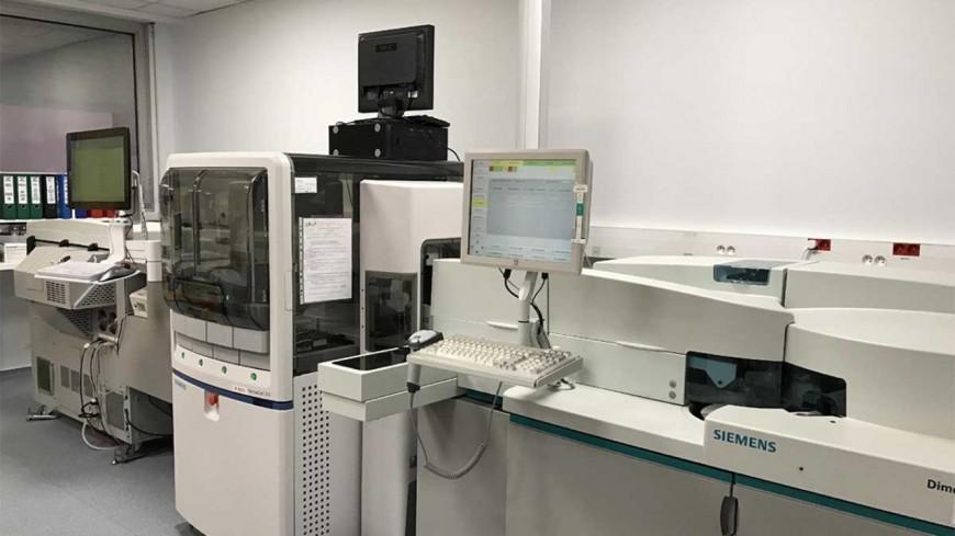 Les laboratoires saturés à Annecy