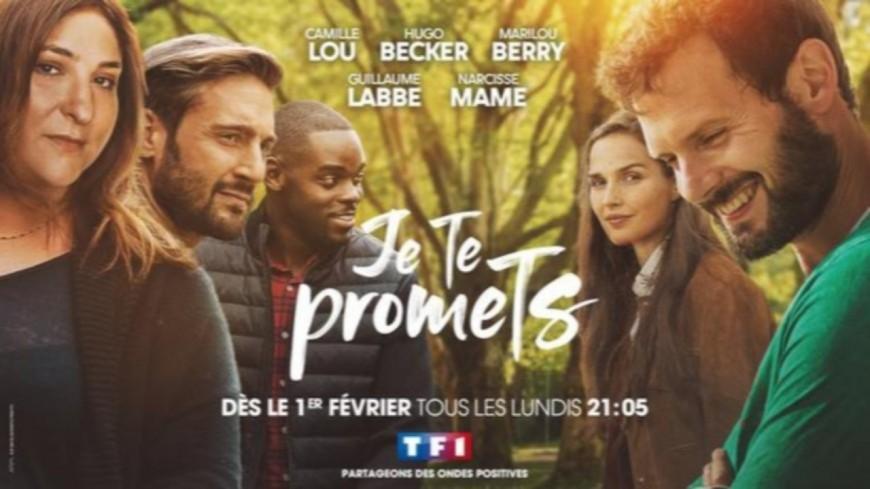 """Vidéo : """"Je te promets"""", la nouvelle série TF1"""