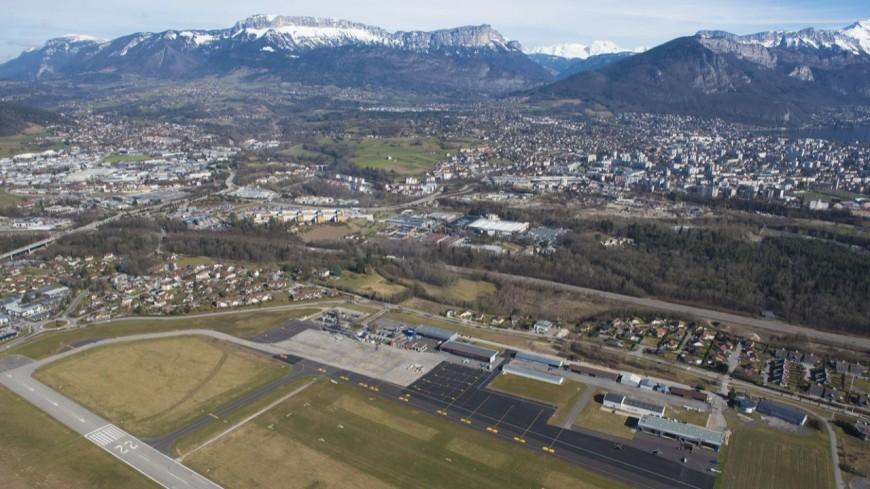 Une pétition contre l'aérodrome d'Annecy